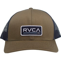 RVCA - Mens Ticket Iii Trucker Hat