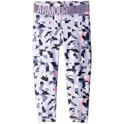 Under Armour - Girls Armour Hg Printed Ankle Crop Capri