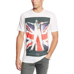 Dimebag Darrell - Mens Freddie Flag T-Shirt