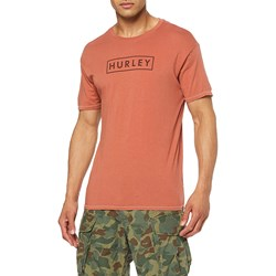 Hurley - Mens Lightweight Boxed T-Shirt