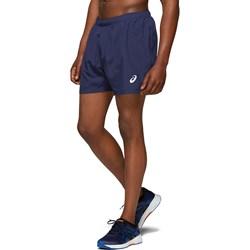 "Asics - Mens Silver 5"" Woven Shorts"