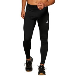 Asics - Mens Silver Winter Tight Knit Pants