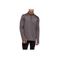 Asics - Mens Thermopolis Winter Half Zip Knit Pullover