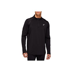 Asics - Mens Thermopolis Quarter Zip Knit Pullover