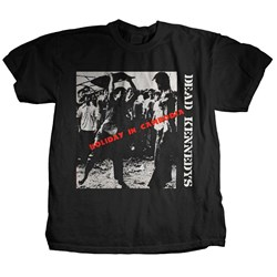 Dead Kennedys - Mens Holiday In Cambodia T-Shirt