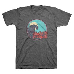 Slightly Stoopid - Mens Wave Crest T-Shirt