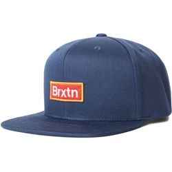 Brixton - Mens Gate III Mp Snapback Hat