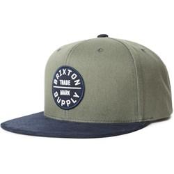 Brixton - Oath III Snapback Hat