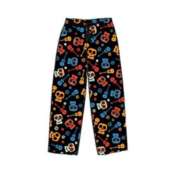 CoCo - Unisex-Adult CoCo Sugar Skull Lounge Pants