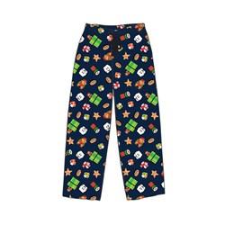 Mario - Unisex-Adult 8 Bit Mario Lounge Pants