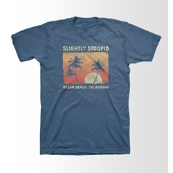Slightly Stoopid - Mens Ocean Beach T-shirt