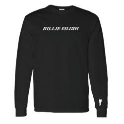 Billie Eilish - Unisex-Adult Black Standard Long Sleeve T-Shirt