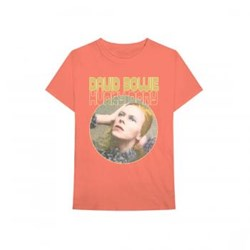David Bowie - Mens Hunky Dory Portrait T-Shirt