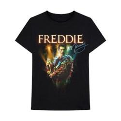 Freddie Mercury - Mens Freddie Feathers T-Shirt