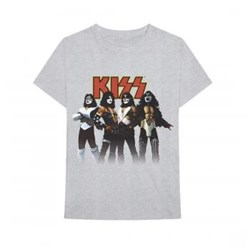 Kiss - Mens Stance Logo T-Shirt