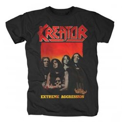 Kreator - Mens Extreme Aggression T-Shirt
