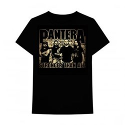Pantera - Mens Brick Wall T-Shirt