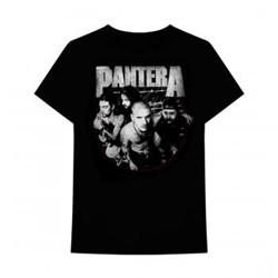 Pantera - Mens Distressed Circle T-Shirt