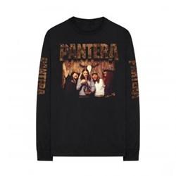 Pantera - Mens Group Photo Long Sleeve T-Shirt