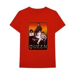 Queen - Mens Retro Frame T-Shirt