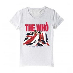 The Who - Mens Kids Are Alright T-Shirt