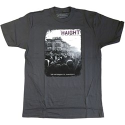 Jim Marshall - Mens The Haight T-Shirt