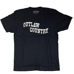 Jim Marshall - Mens Outlaw Country T-Shirt