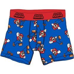 Mario - Mens Super Mario Toss Boxers