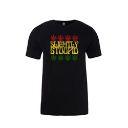 Slightly Stoopid - Mens Rasta Leaf T-Shirt