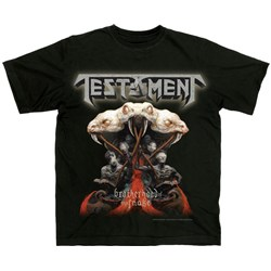 Testament - Mens Brotherhood Of The Snake T-Shirt