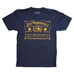 Jim Marshall - Mens Logo T-Shirt