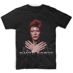 David Bowie - Mens Ziggy 1973 T-Shirt