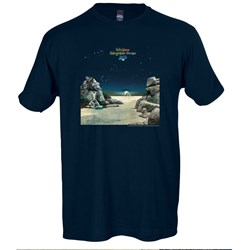 Yes - Mens Tales From Topographic Oceana T-Shirt