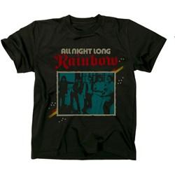 Rainbow - Mens All Night Long 2 T-Shirt