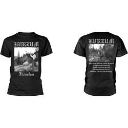 Burzum - Mens Filosofem T-Shirt