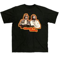 Cheech & Chong - Mens Retro T-Shirt