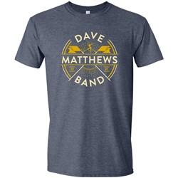 Dave Matthews Band - Mens Flag T-Shirt