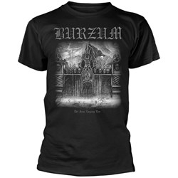 Burzum - Mens Det Som Engang Var T-Shirt