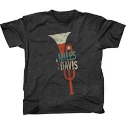 Miles Davis - Mens Miles Trumpet T-Shirt