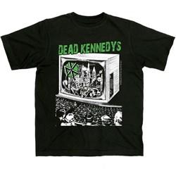 Dead Kennedys - Mens 2016 Invasion T-Shirt