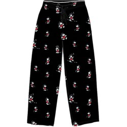 Mickey Mouse - Unisex-Adult Mickey Mixed Pose Distzy Lounge Pants