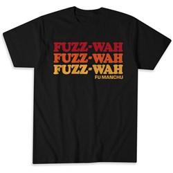 Fu Manchu - Mens Fuzz Wah T-shirt