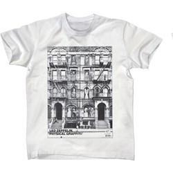 Led Zeppelin - Mens Physical Graffiti T-shirt