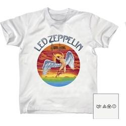 Led Zeppelin - Mens Swan Song Sunset T-shirt
