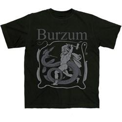Burzum - Mens Serpent Slayer T-shirt