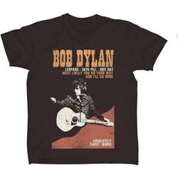 Bob Dylan - Mens Sweet Marie T-shirt