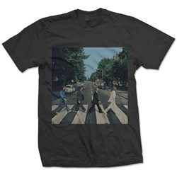 The Beatles - Mens Abbey Road T-shirt