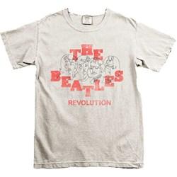 The Beatles - Mens Revolution T-shirt