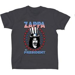 Frank Zappa - Mens For President - Star Spangled T-shirt