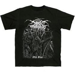 Dark Throne - Mens Old Star T-shirt
